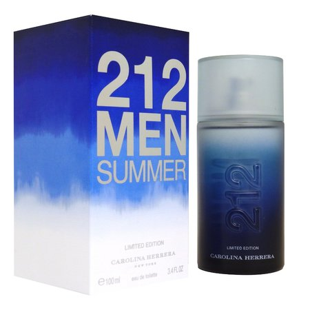 Carolina Herrera 212 Men Summer 100ml