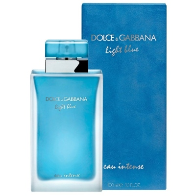 D&G Light Blue Eau Intense 100ml